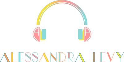 Alessandra Levy Voice Actor Musician Music Logo